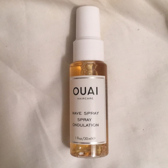 ouia Other - Ouia haircare wave spray 1oz - must bundle